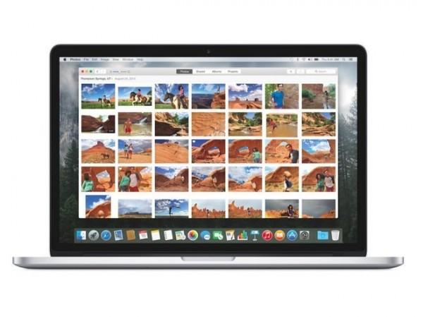 """照片页面-OS X Yosemite 10.10.3 全新""""照片""""应用"""