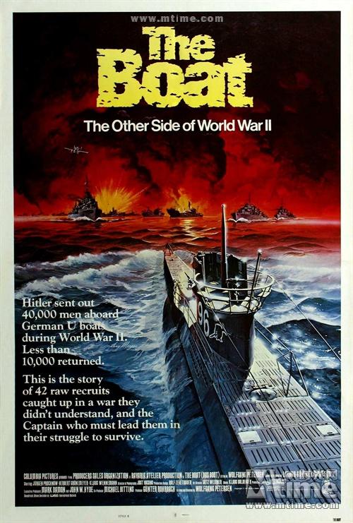 从海底出击-海报