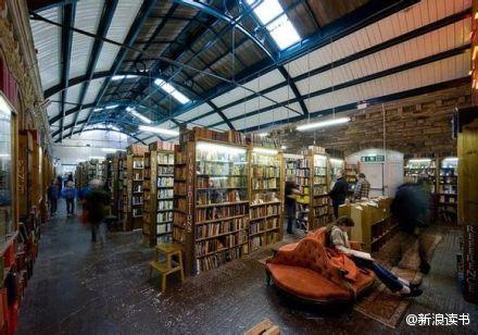 世界九大特色书店