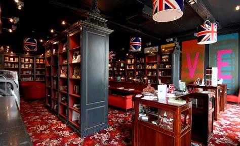 cook & book english bookstore